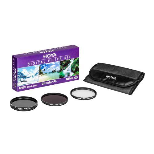 Hoya Zestaw filtrów Hoya Digital Filter Kit 77mm