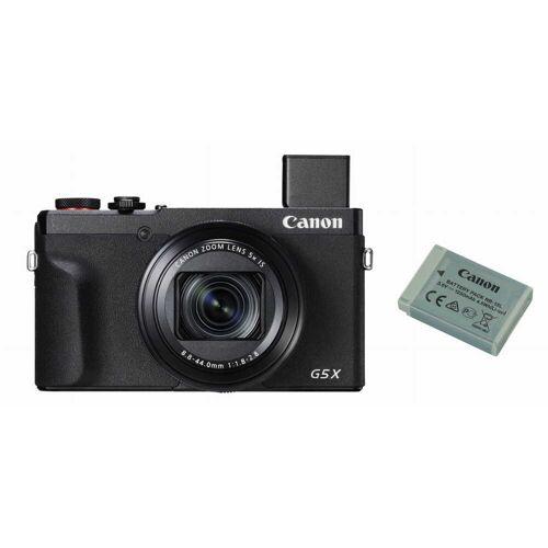 Canon Aparat Canon PowerShot G5 X Mark II + akumulator Canon NB-13L
