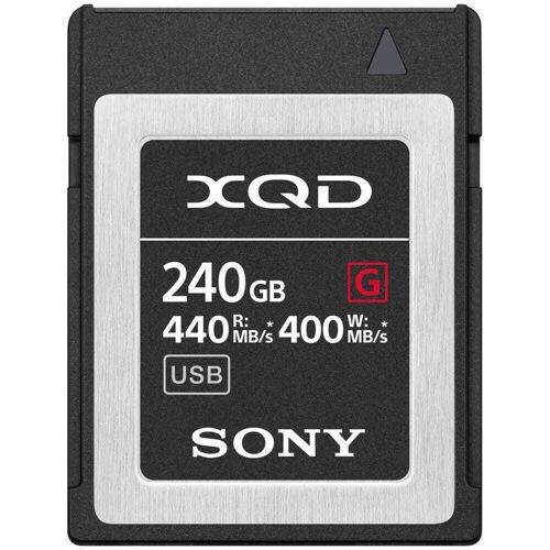 Sony Karta pamięci Sony XQD G 240GB