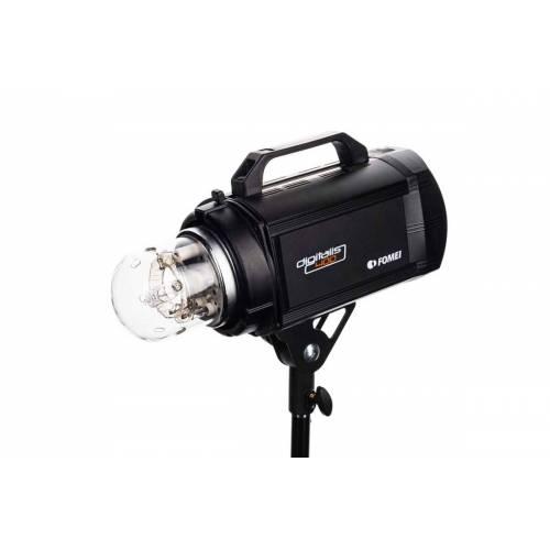Fomei Lampa Fomei Digitalis 400 WS RF / 300w + odbiornik RF