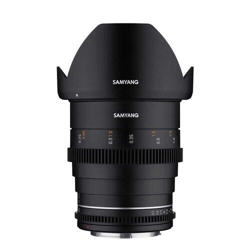 Samyang Obiektyw Samyang 24mm T1.5 VDSLR MK2 MFT
