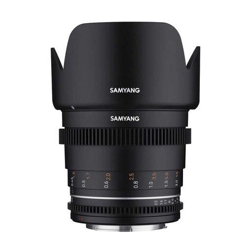 Samyang Obiektyw Samyang 50mm T1.5 VDSLR MK2 MFT