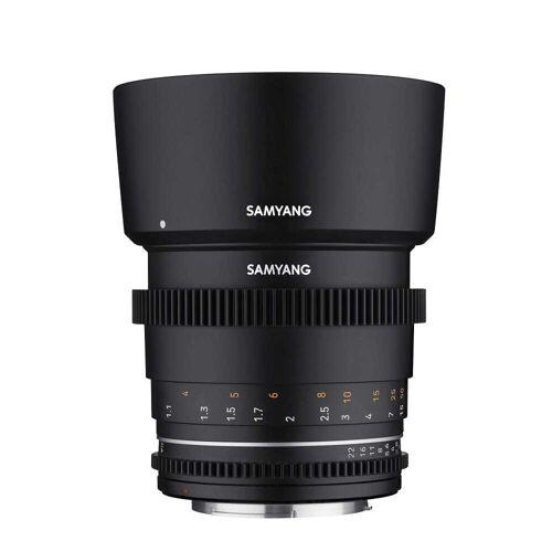 Samyang Obiektyw Samyang 85mm T1.5 VDSLR MK2 MFT