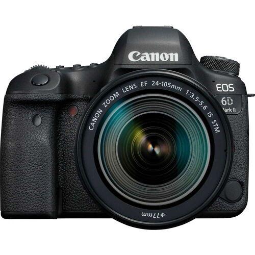 Canon Lustrzanka Canon EOS 6D mark II + EF 24-105mm f/3.5-5.6 IS STM