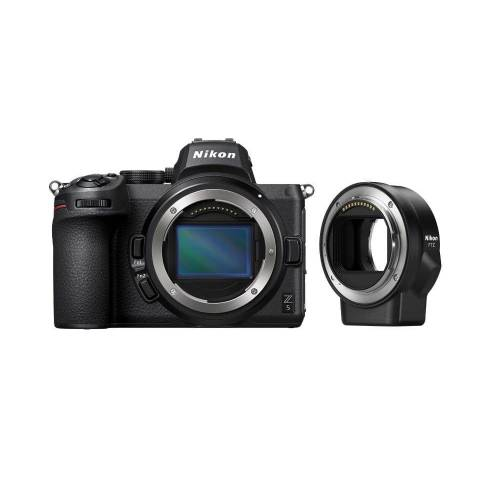 Nikon Aparat cyfrowy Nikon Z5 + adapter FTZ