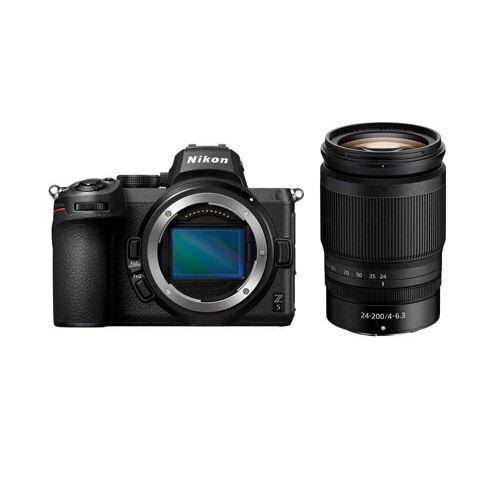 Nikon Aparat cyfrowy Nikon Z5 + Z 24-200mm