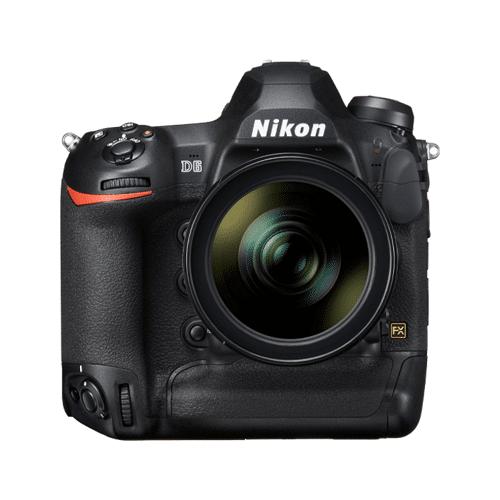 Nikon Lustrzanka Nikon D6 - body