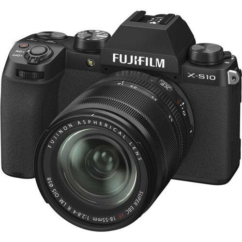 Fujifilm Aparat Fujifilm X-S10 + XF 18-55
