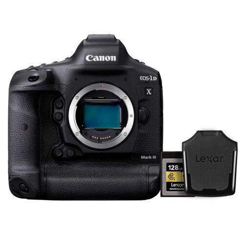 Canon Lustrzanka Canon EOS 1DX Mark III + karta + czytnik + Cashback Canon Lens Promo z wybranym obiektywem Canon!