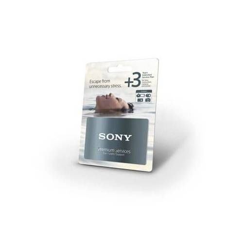 Sony Serwis Extra - 3 lata