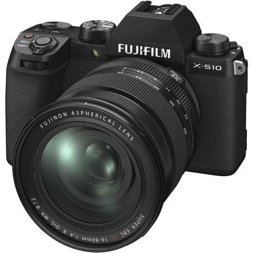 Fujifilm Aparat Fujifilm X-S10 + XF 16-80
