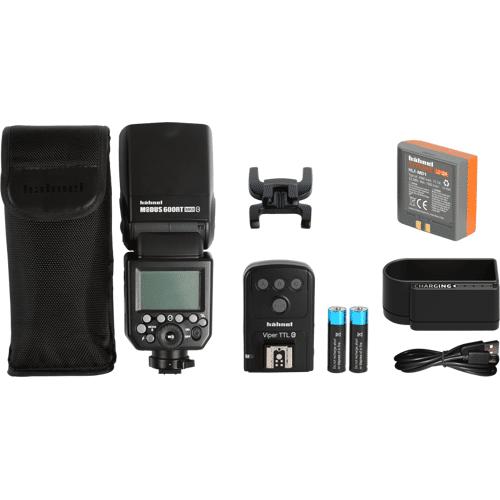 Hahnel Lampa błyskowa Hahnel Modus 600RT MK II Wireless Kit Nikon
