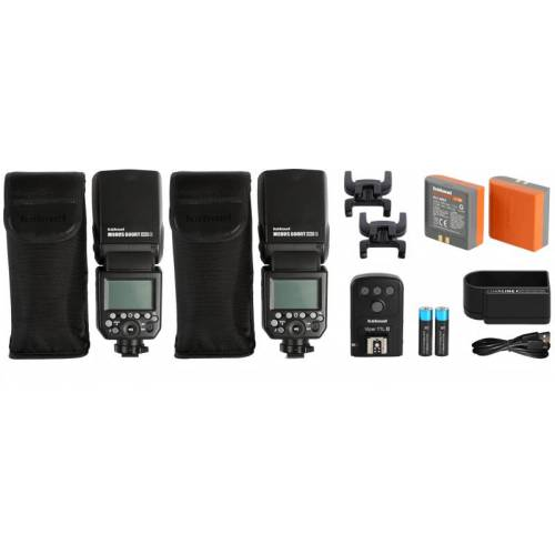 Hahnel Lampa błyskowa Hahnel Modus 600RT MK II Pro Kit Nikon