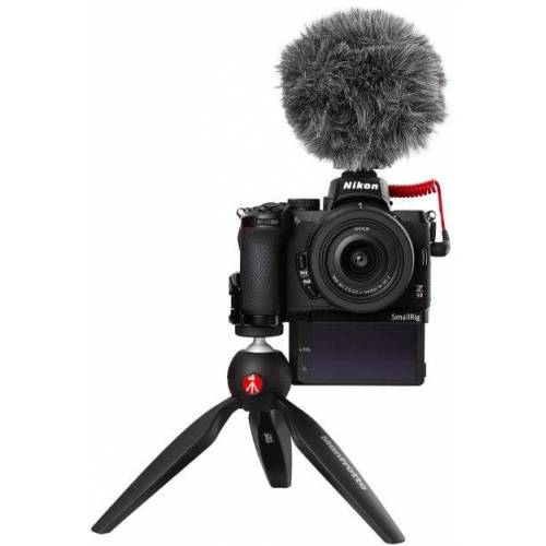 Nikon Aparat cyfrowy bezlusterkowiec Nikon Z50 Vlogger Kit