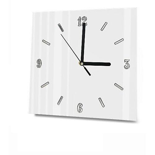 Producent: Elior Szklany zegar ścienny Liptos 3R - 5 kolorów