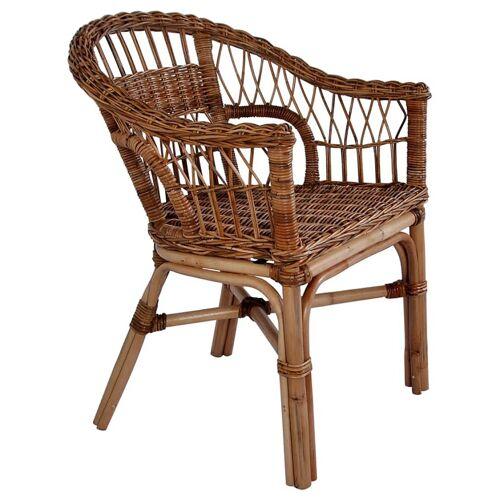Elior Rattanowe krzesło ogrodowe - Avery