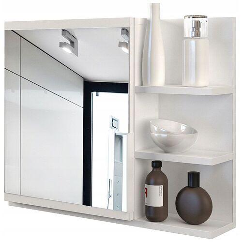Producent: Profeos Lustro łazienkowe Lexi 2X - białe
