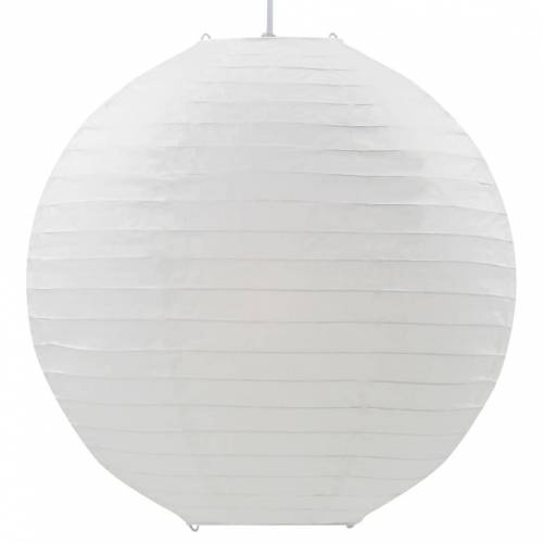 Lumes Biała lampa wisząca z papieru ryżowego - EX141-Origa
