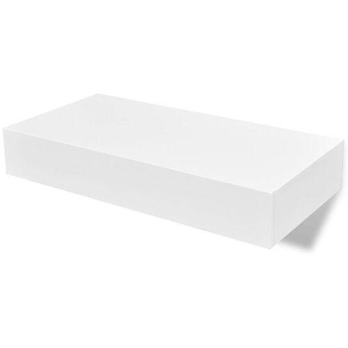 Elior Półka ścienna Mayer 2X - biała