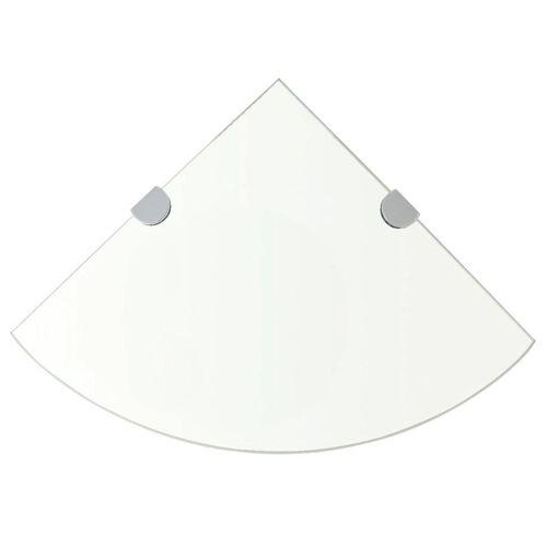 Elior Transparentna półka narożna - Gaja 2X
