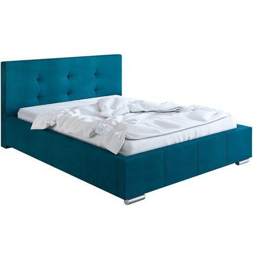 Elior Podwójne łóżko pikowane 140x200 Keren 2X - 48 kolorów