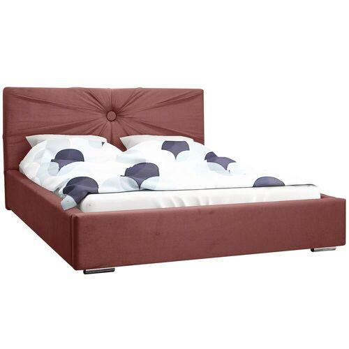Elior Pikowane łóżko jednoosobowe 90x200 Tagis 3X - 48 kolorów