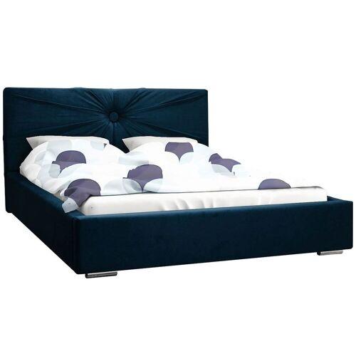Elior Jednoosobowe łóżko ze schowkiem 120x200 Tagis 2X - 48 kolorów