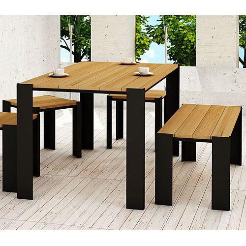 Producent: Elior Stół ogrodowy 150 cm Redis- 24 kolory