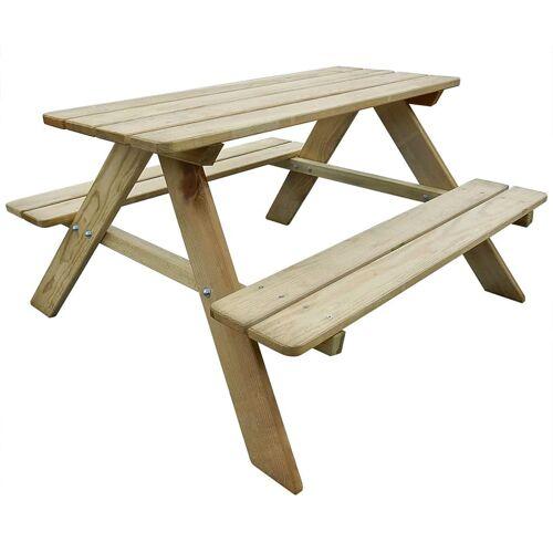 Elior Stół piknikowy dla dzieci - Olli