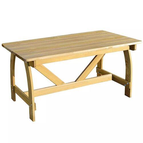 Elior Stół ogrodowy Province - drewno sosnowe