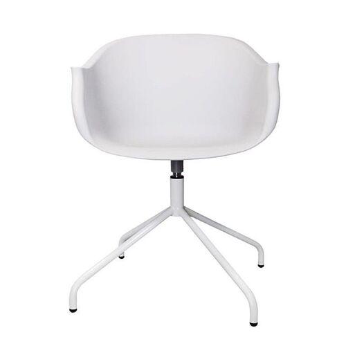 Producent: Elior Krzesło obrotowe Dubby - białe
