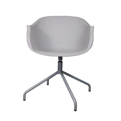 Producent: Elior Krzesło obrotowe Dubby - szare
