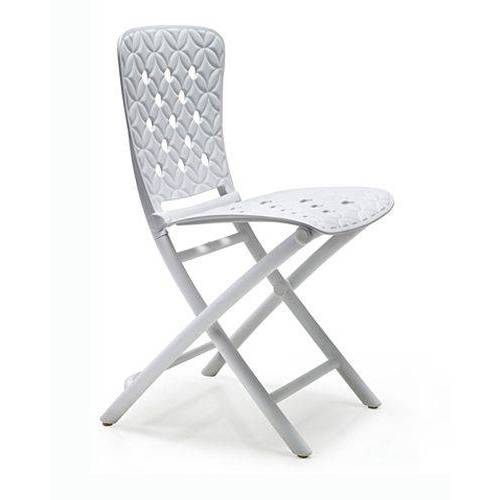 Producent: Elior Składane krzesło Arfeo - białe