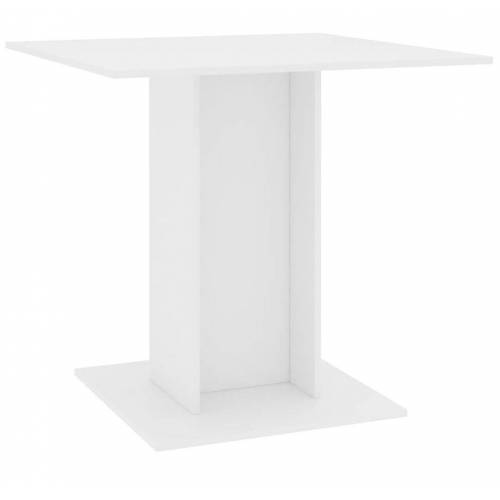 Elior Biały stół z płyty meblowej - Marvel