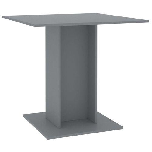 Elior Stół z płyty meblowej Marvel – szary