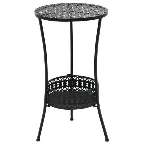 Elior Metalowy stolik ogrodowy - Maeve