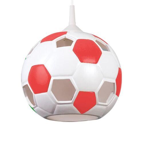 Lumes Lampa w kształcie piłki E394-Ball - czerwony