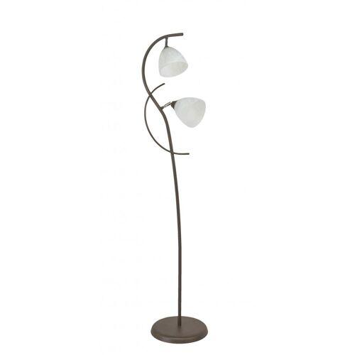 Lumes Stylowa lampa stojąca E457-Jogi