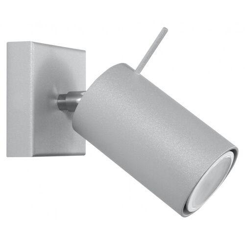 Lumes Kinkiet łazienkowy LED E720-Rins - szary