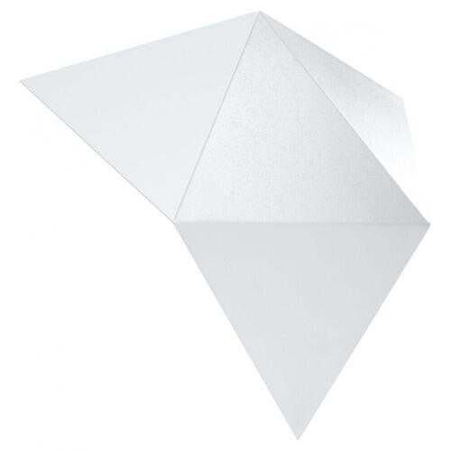 Lumes Designerski kinkiet E745-Solids - biały