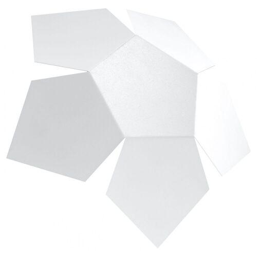 Lumes Designerski kinkiet E746-Penti - biały