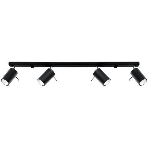 Lumes Łazienkowy plafon LED E785-Rins - czarny