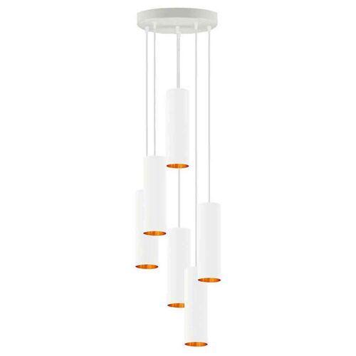 Lumes Kaskadowa lampa wisząca glamour - EX341-Monakes - kolory do wyboru