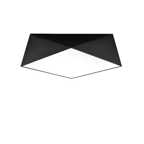 Lumes Czarny designerski plafon - EX591-Hexi