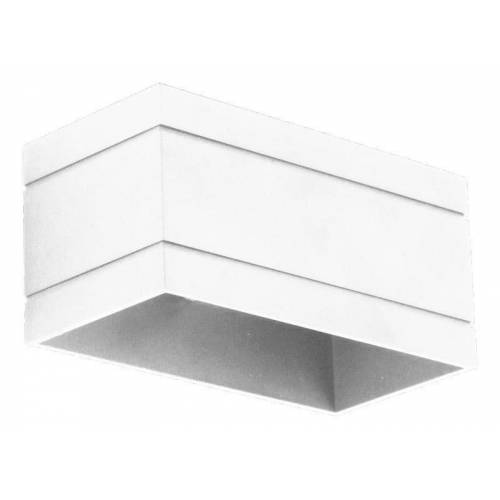 Lumes Lampa ścienna E055-Quade - biały