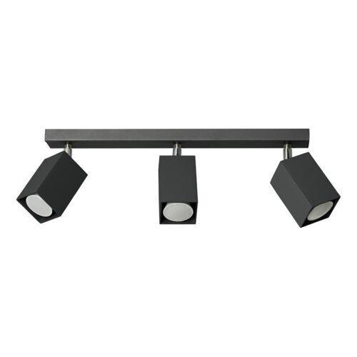 Lumes Plafon łazienkowy E169-Neri - czarny