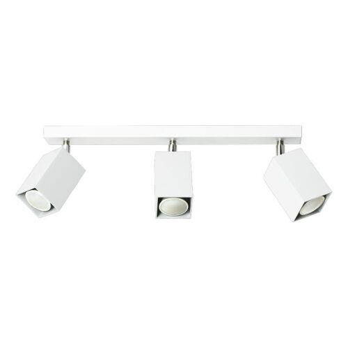 Lumes Kuchenny plafon halogenowy E169-Neri - biały