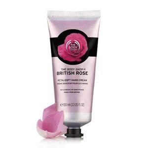 TBS PL Krem do rąk British Rose