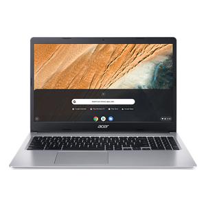Acer Chromebook 315   CB315-3H   Srebrny
