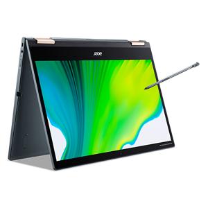 Acer Spin 7 Konwertowalny laptop 5G   SP714-61NA   Błękitny